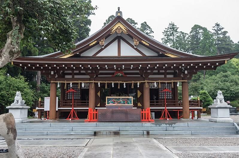 高萩八幡宮