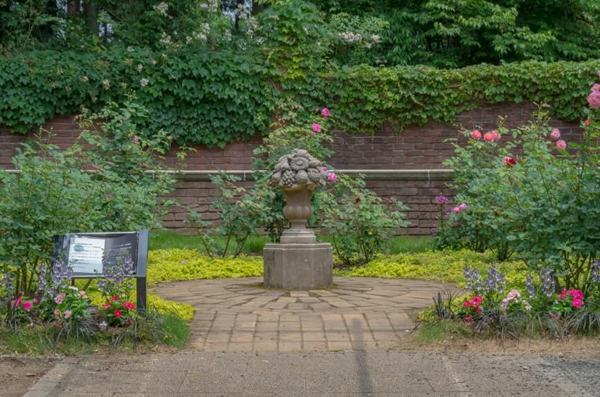 秘密の花苑