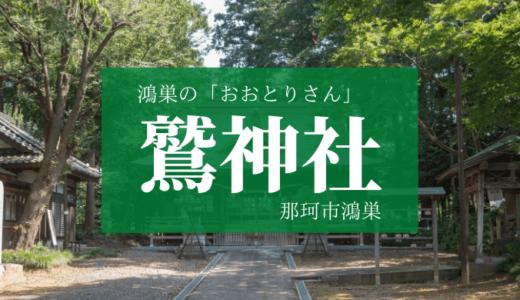 【天狗伝説】鳥づくし!天日鷲命を祀る鴻巣の鷲神社(那珂市)