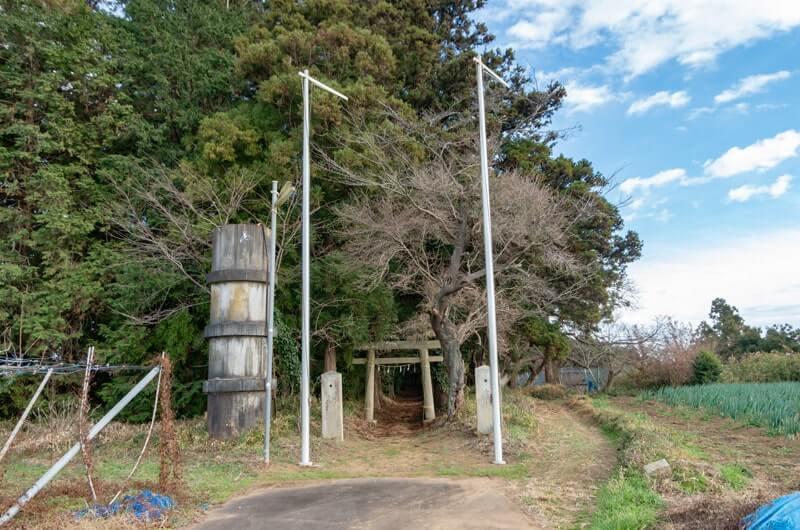 下土田鹿島神社