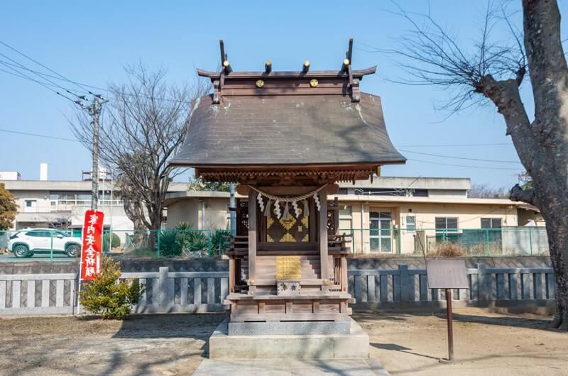 稲田姫神社