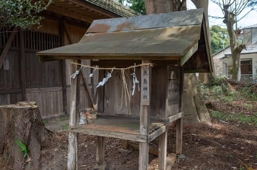 境内社(鹿島神社)
