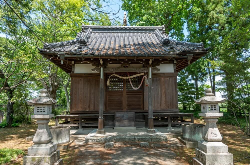 聰敏神社の社殿